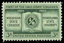 US Stamp #1065 MNH Land Grant Colleges Single