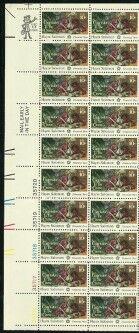 US Stamp #1561 MNH Haym Solomon Plate/ZIP/ME Block 20