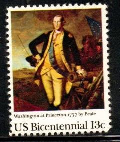 US Stamp #1704 MNH Washington@Princeton Single