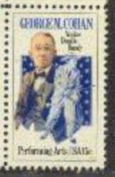 US Stamp #1756 MNH George M. Cohan Single