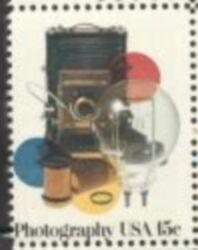 US Stamp #1758 MNH Photography Single