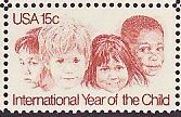 US Stamp #1772 MNH Year of the Child Single