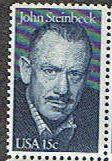 US Stamp #1773 Mint John Steinbeck Single