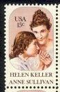 US Stamp #1824 MNH Helen Keller / Anne Sullivan Single