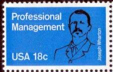 US Stamp #1920 MNH Prof. Management Single