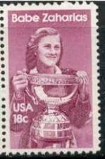 US Stamp #1932 MNH Babe Zaharias Single