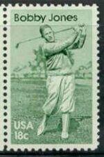 US Stamp #1933 MNH Bobby Jones Single