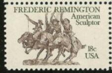 US Stamp #1934 MNH Frrederic Remington Single