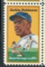 US Stamp #2016 MNH Jackie Robinson Single