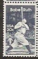 US Stamp #2046 MNH Babe Ruth Single