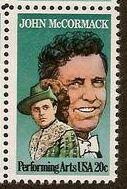 US Stamp #2090 MNH John McCormack Single