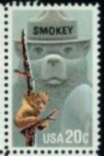 US Stamp #2096 MNH Smokey Bear Single