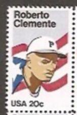 US Stamp #2097 MNH Roberto Clemente Single