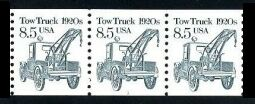 US Stamp #2129 MNH – Tow Truck Coil PS3 #1