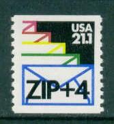 US Stamp #2150a MNH – Envelopes Precancel PNC5 #111121