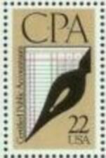 US Stamp #2361 – Certified Public Accountants – MNH GEM