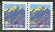 US Stamp #2903 MNH – Purple Mountains Strip of 4