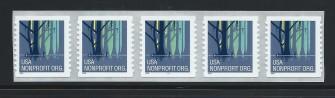 US Stamp #3207A MNH – Wetlands PNC5 #1111