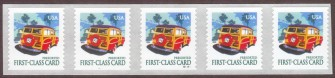 US Stamp #3522 MNH – Woody Wagon PS5 #S1111 Coil