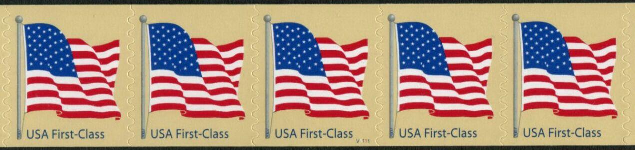 US Stamp #4134 MNH – US Non-Den. Flag – PS5 #V1111 Coil