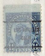 US Stamp # 695×61 American Indian w/ Los Angeles Ca Precancel