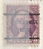 US Stamp # 720×61 G. Washington w/ Battle Creek MI Precancel