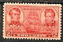 US Stamp # 791 Mint Admiral Decatur, MacDonough Single