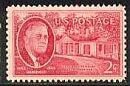 US Stamp # 931 MNH F.D. Roosevelt Single