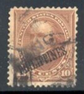 Philippines Stamp #217 – Daniel Webster