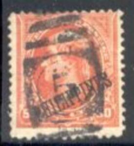 Philippines Stamp #219 Thomas Jefferson
