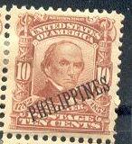 Philippines Stamp #233 – MLH Daniel Webster
