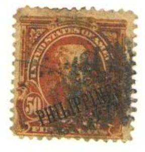 Philippines Stamp #236 Thomas Jefferson