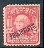 Philippines Stamp #240 Mint George Washington