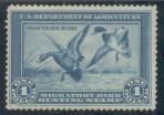 US Scott #RW01 MNH – Pair of Mallards Alighting