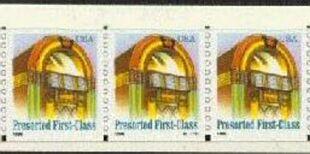 US Stamp #3132 MNH – Jukebox PNC3 #M11111
