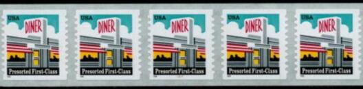 US Stamp #3208A MNH – Diner PNC7 Plate #2211