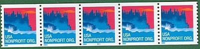US Stamp #3775 MNH – Sea Coast PS5 #B111 Coil