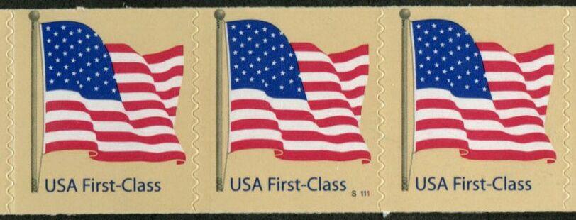 US Stamp #4133 MNH – US Non-Den. Flag – PS3 #S1111 Coil