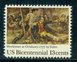 US Stamp #1722 MNH Battle of Oriskany Single