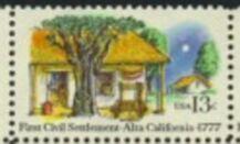 US Stamp #1725 MNH Alta California Single