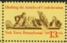 US Stamp #1726 MNH Articles/Confederation Single
