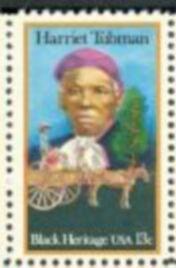 US Stamp #1744 MNH Harriet Tubman Single