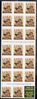 US Stamp #3030a MNH – Love Cherub Fold it Yourself