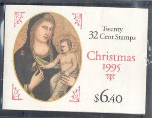 US Stamp #BK232 MNH Madonna Booklet w/2 #3003a Panes