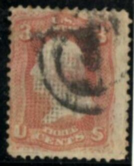 US Stamp #  94 – George Washington – National Bank Note Issue