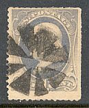 US Stamp # 145 – Benjamin Franklin – National Bank Note Issue