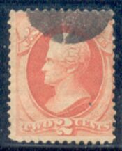 US Stamp # 146 – Andrew Jackson – National Bank Note Issue