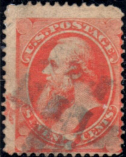 US Stamp # 149 – Edwin M. Stanton – National Bank Note Issue