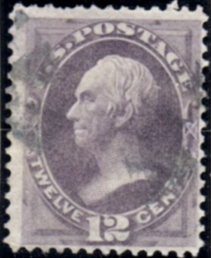 US Stamp # 151 – Henry Clay – National Bank Note Issue