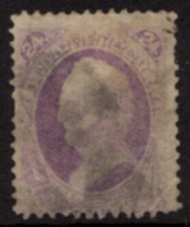 US Stamp # 153 – Gen. Winfield Scott – National Bank Note Issue